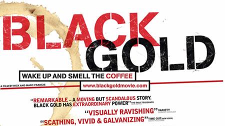 Black Gold movie logo